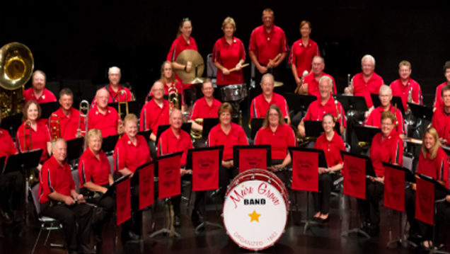 The Community Band in Meire Grove, MN
