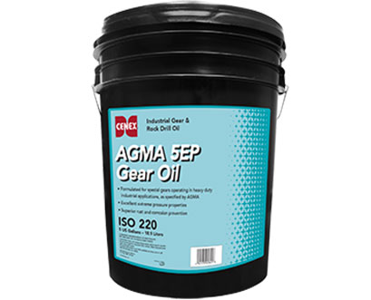 Cenex AGMA 5EP Gear Oil