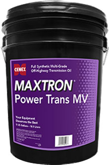Cenex Maxtron Power Trans MV