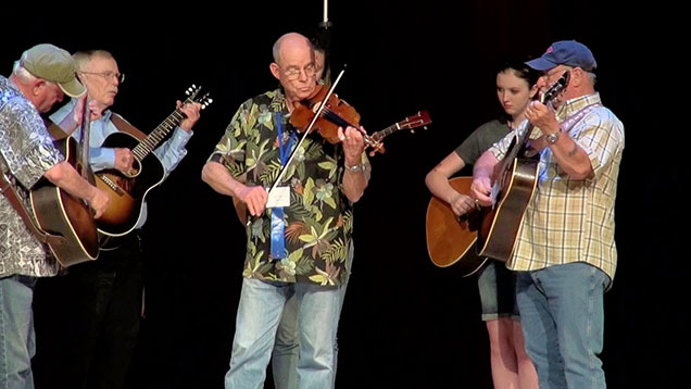 Old Time Fiddlers' Contest