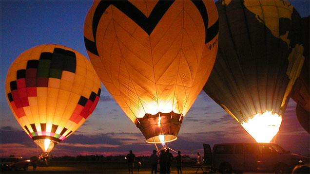 Hot Air Balloon Days