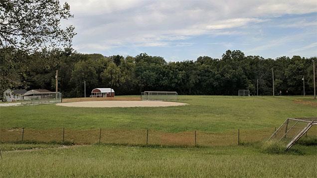 New Recreational Ball Fields