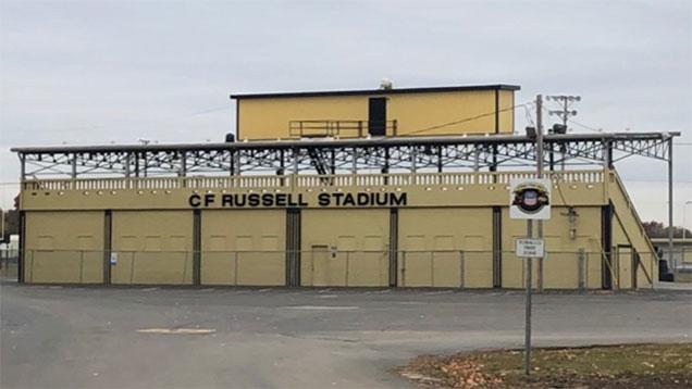 CF Russel Stadium