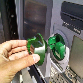 How to outsmart card skimmers at the pump