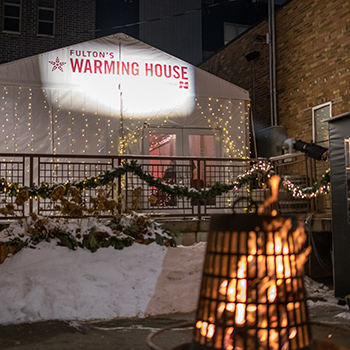 Fulton Warming House powered by Cenex
