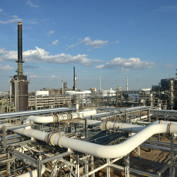 Behind the Scenes at the Refinery The Science of Making Fuel
