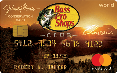 Bass Pro Shops Club Credit Card