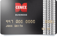 Cenex Business Credit Card