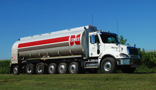 Automated-Fuel-Delivery-l, Automated-Fuel-Delivery, Cenex, truck , CHS Transportation, Automated Fuel Delivery, energy