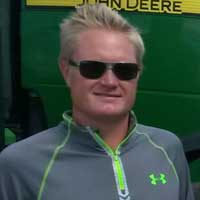 Nathan Smith, John Deere, tractor, ag equipment,